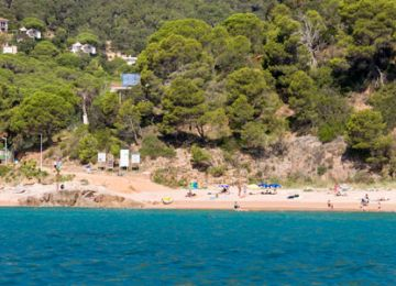 Canyerets Beach